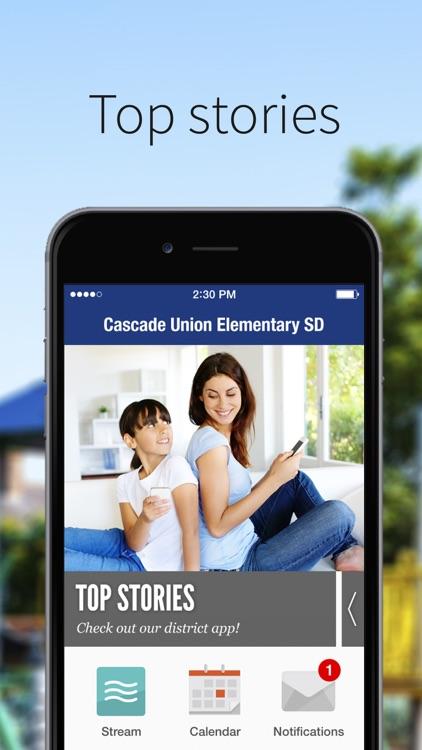 Cascade Union Elementary SD