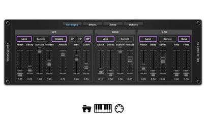 EvolverFX AUv3 Audio Plugin screenshot 3