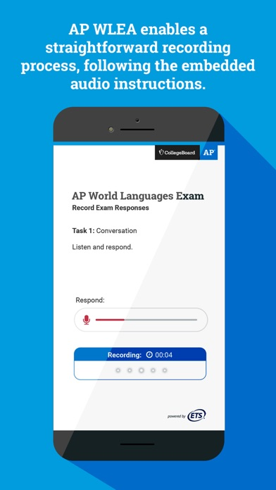 AP World Languages Exam App screenshot 2