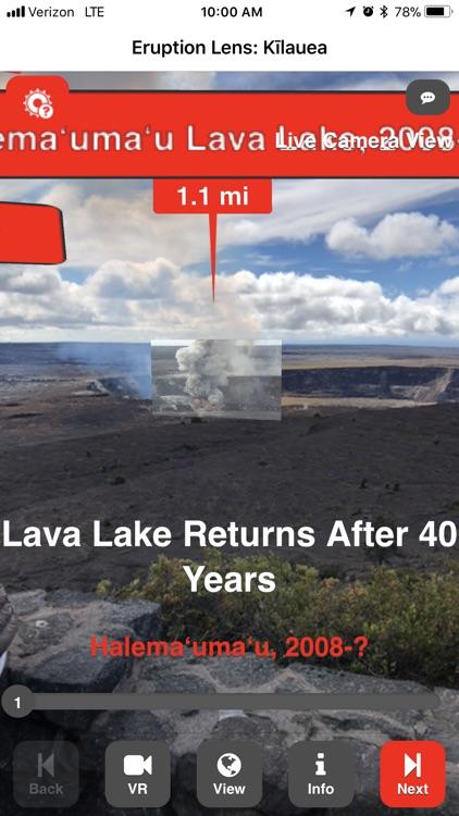 Eruption Lens screenshot-0