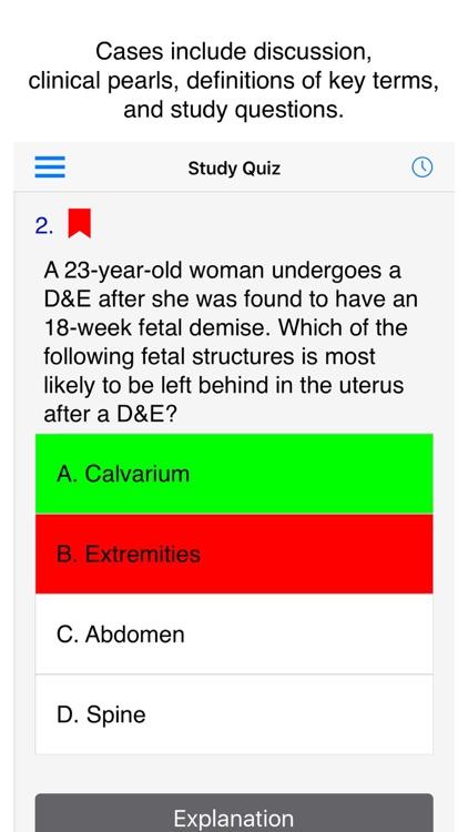 Case Files Gynecologic Surgery screenshot-3