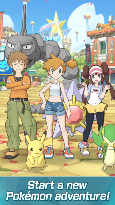 Pokémon Masters screenshot 2