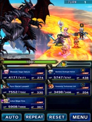 FINAL FANTASY BRAVE EXVIUS ipad images
