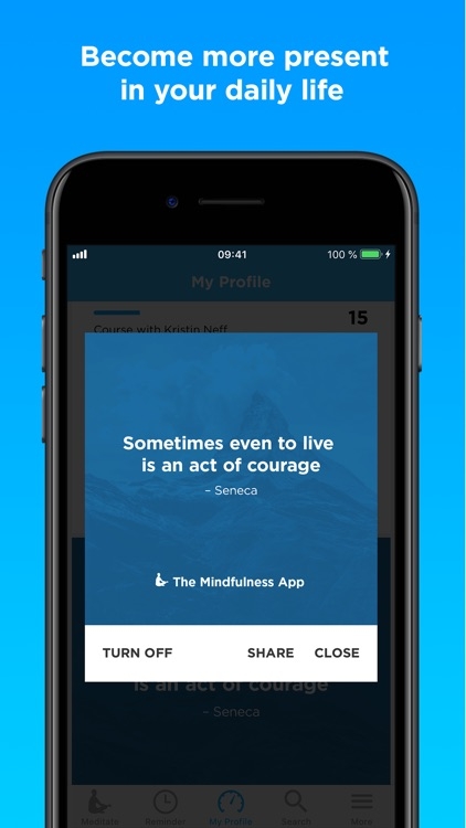 The Mindfulness App screenshot-3
