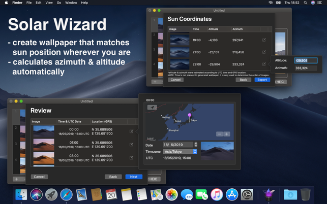 Dynaper Dynamic Wallpapers En Mac App Store