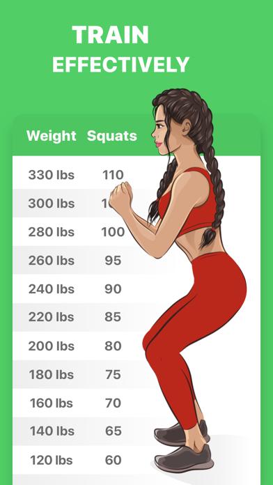 Weight Loss: At-Home Workouts Screenshot