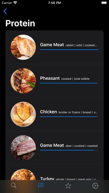 Food Data screenshot-4