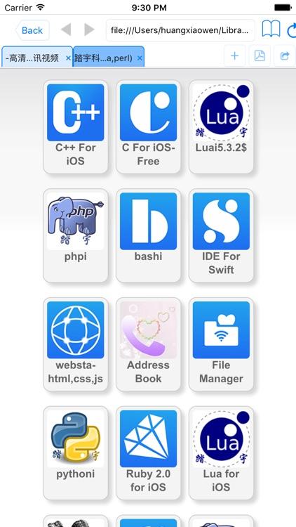 bashi - programming language screenshot-4