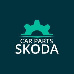 Car parts for Skoda - ETK, OEM