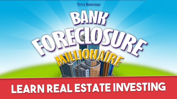 Bank Foreclosure Millionaire screenshot-0