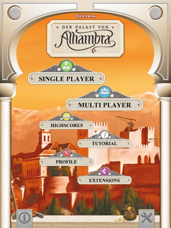 Alhambra Gameのおすすめ画像1