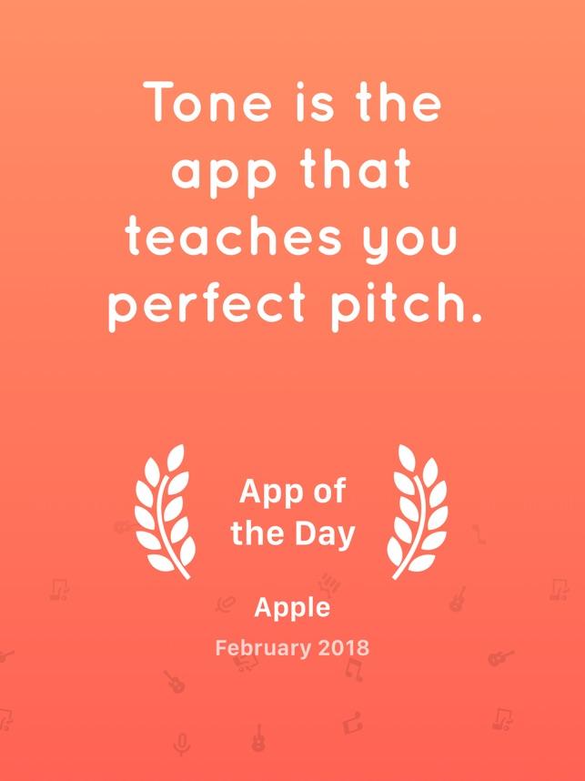 Tone - Learn Perfect Pitch! Screenshot