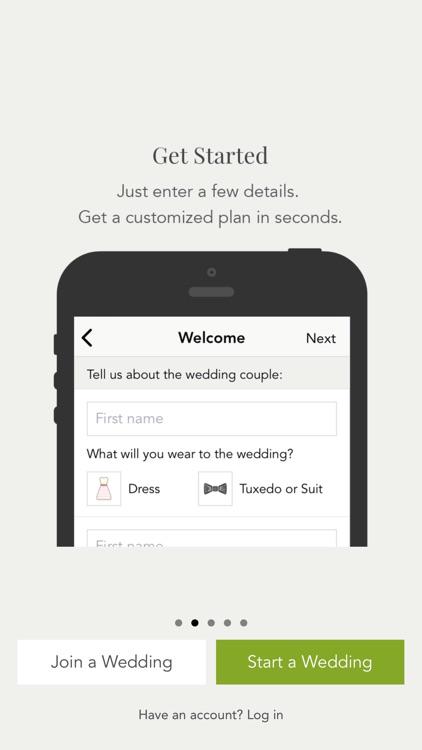 WeddingHappy - Wedding Planner screenshot-5