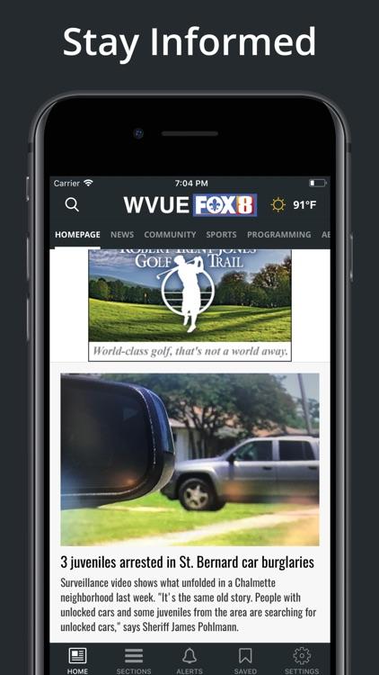 FOX 8 WVUE Mobile