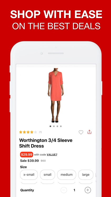 JCPenney - Clothes Shopping