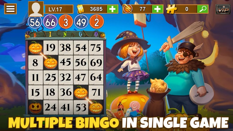 Bingo Party - Bingo Games screenshot-3