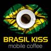 Luciano Dos Santos - Brasil Kiss Coffeebar  artwork