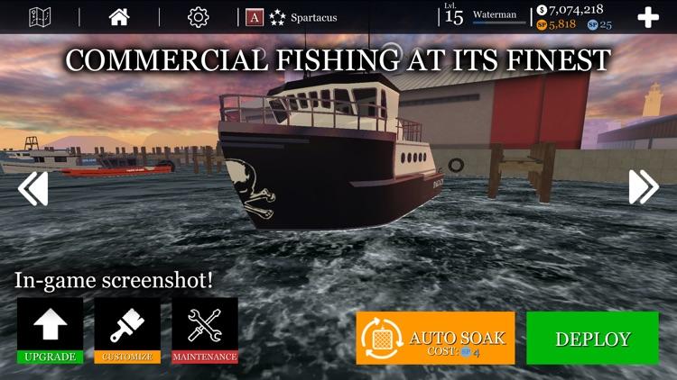 Boat & Fishing Game: uCaptain screenshot-5