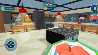 Burger Cooking Simulator screenshot one