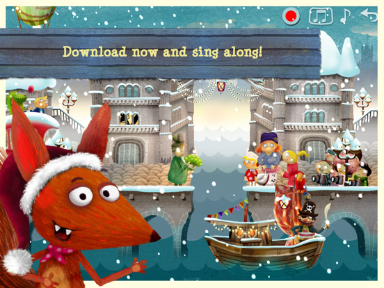 Little Fox Nursery Rhymes Screenshots
