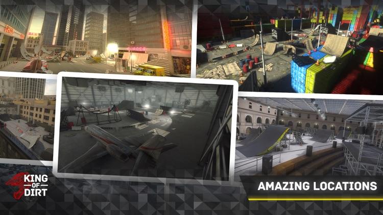 King Of Dirt BMX screenshot-3