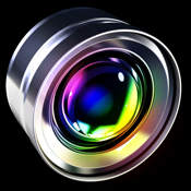 Fast Camera - The Speed Burst, Stealth Cam, 4K Time Lapse Video, Photo Sharing & Stop Motion Photos App icon