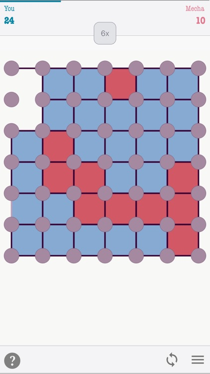 Dot Link - Dots and Boxes screenshot-0