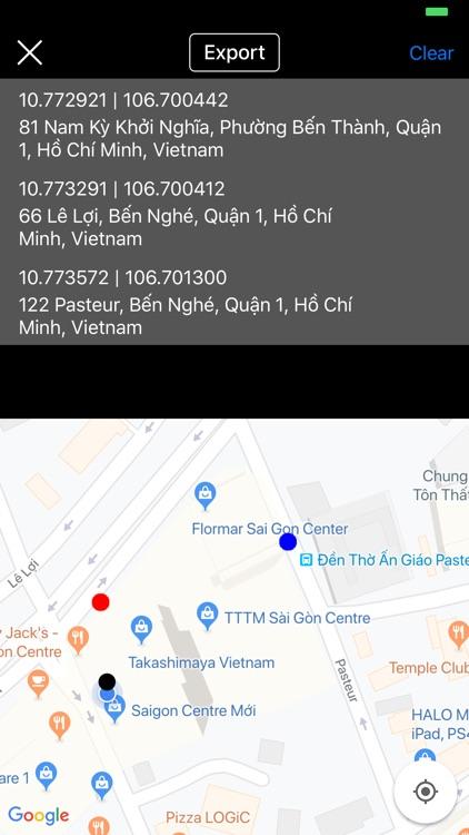 Location Picker - GPS Location screenshot-4