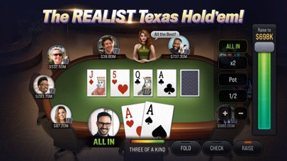 Texas Holdem : House of Poker screenshot 1