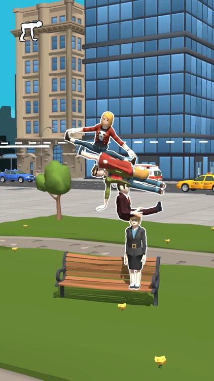 Human Tower! screenshot-3