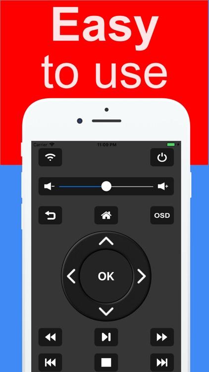 Kodimote: remote Kodi and XBMC screenshot-3