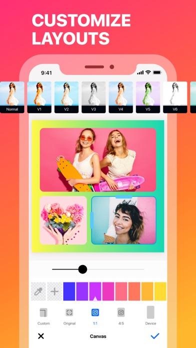 Collage Maker ◇ Screenshot