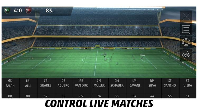 SEASON 20 Pro Soccer Manager screenshot-3
