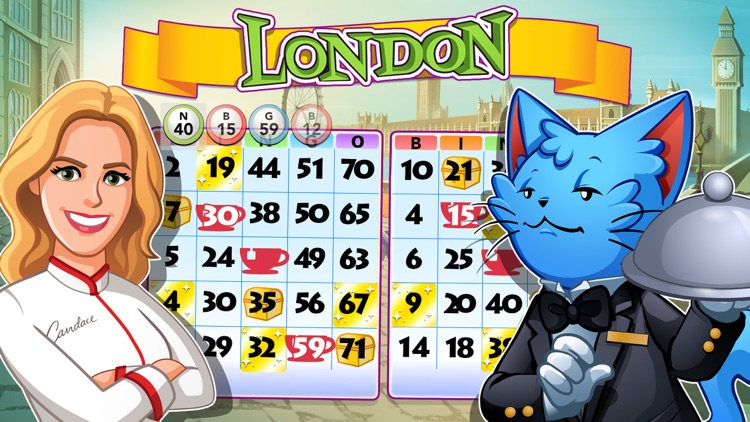 Bingo Blitz™ - Live Bingo Game screenshot-1