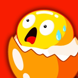 Egg Yolk Stickers