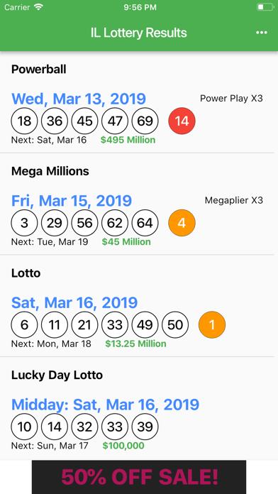 IL Lotto screenshot one