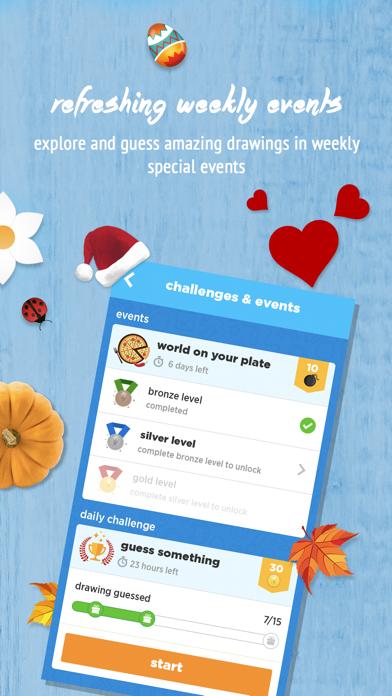 Screenshot for Draw Something in Jordan App Store
