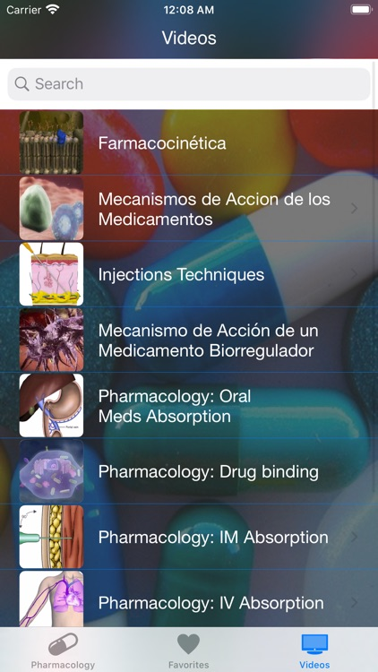 Farmacología Clínica screenshot-4