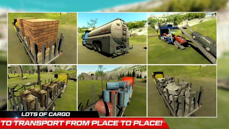 Cagro Dump Truck Driving Pro