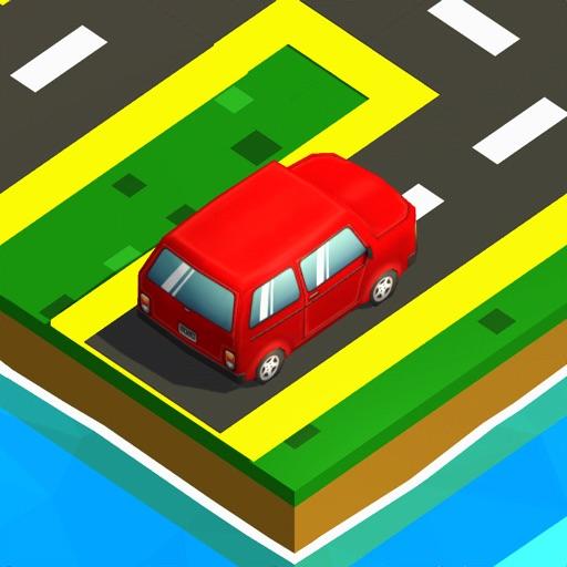 Road Puzzle 3D