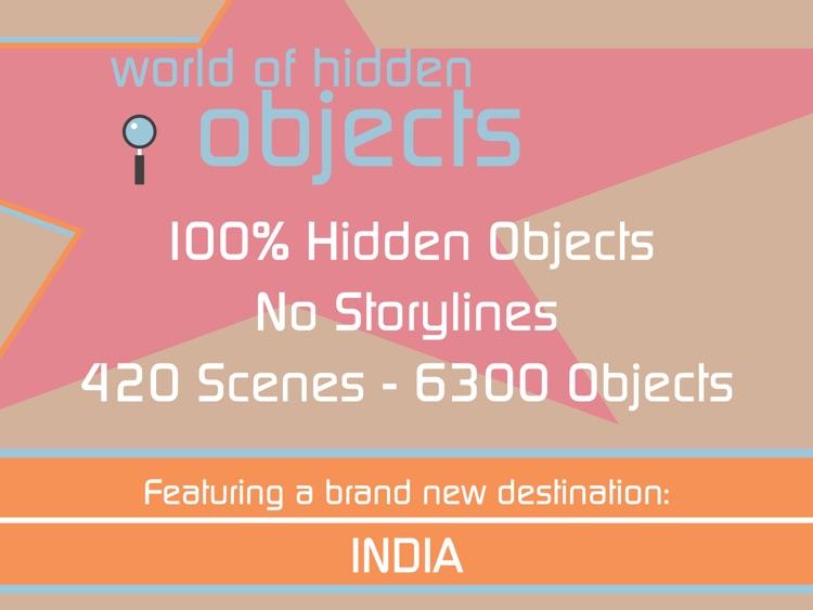 World Of Hidden Objects
