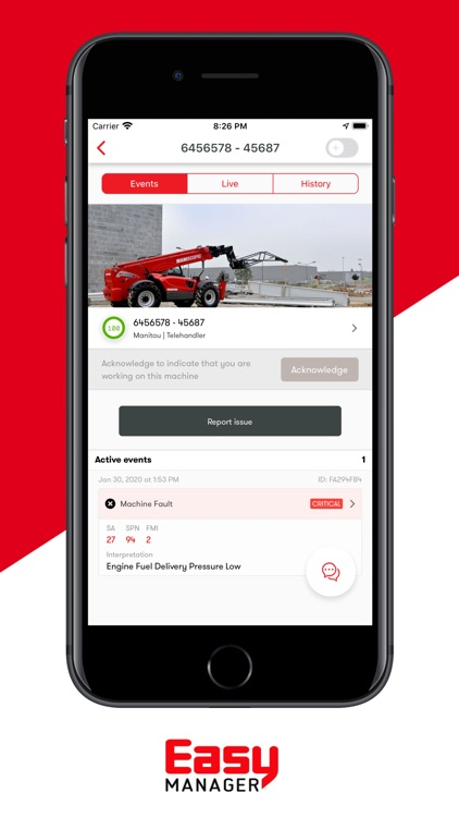 Easy Manager Mobile screenshot-4
