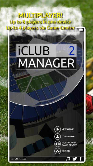 iClub Manager 2 screenshot four