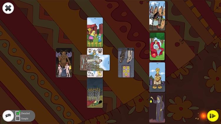 Tarot Readings Premium screenshot-3