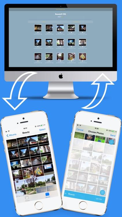 PhotoTransfer Pro+