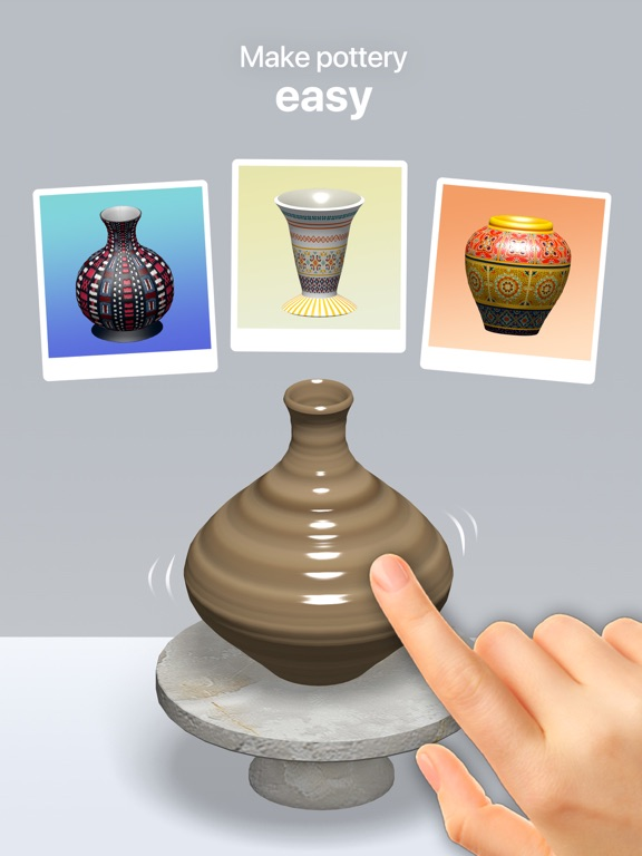 Pottery.ly 3D - 陶芸制作のおすすめ画像5