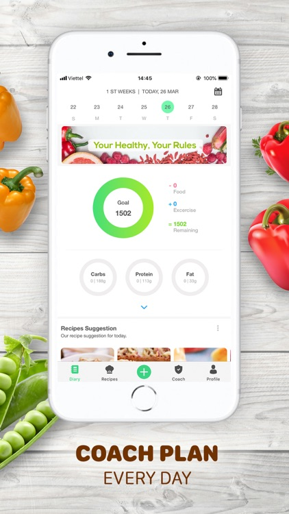 Zero Calories: Fasting Tracker screenshot-3