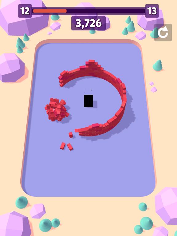 Roller Smash screenshot 7