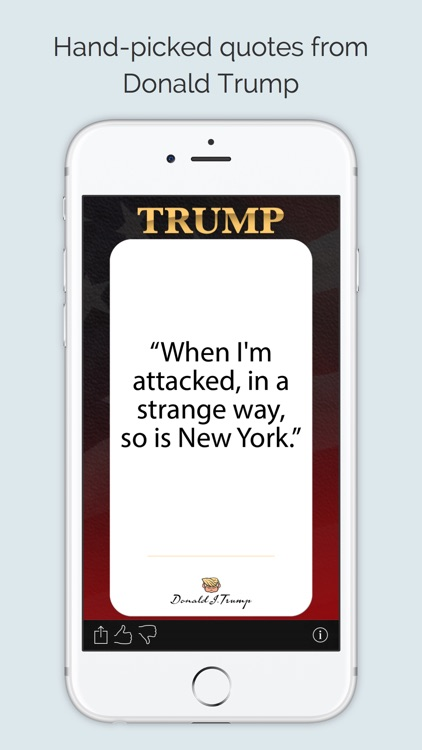 Texts From Donald Trump