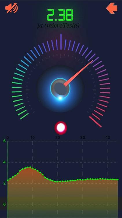 Metal Detector & Magnetometer screenshot-0